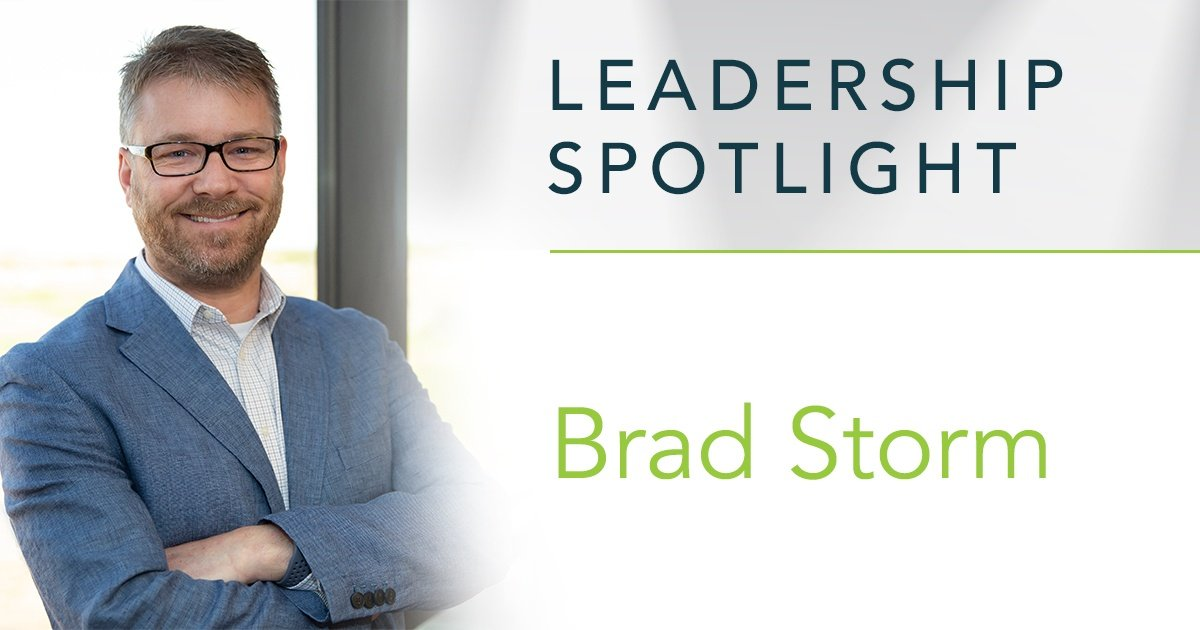 Leadership Spotlight: Brad Storm, VP of Technology & Integrations