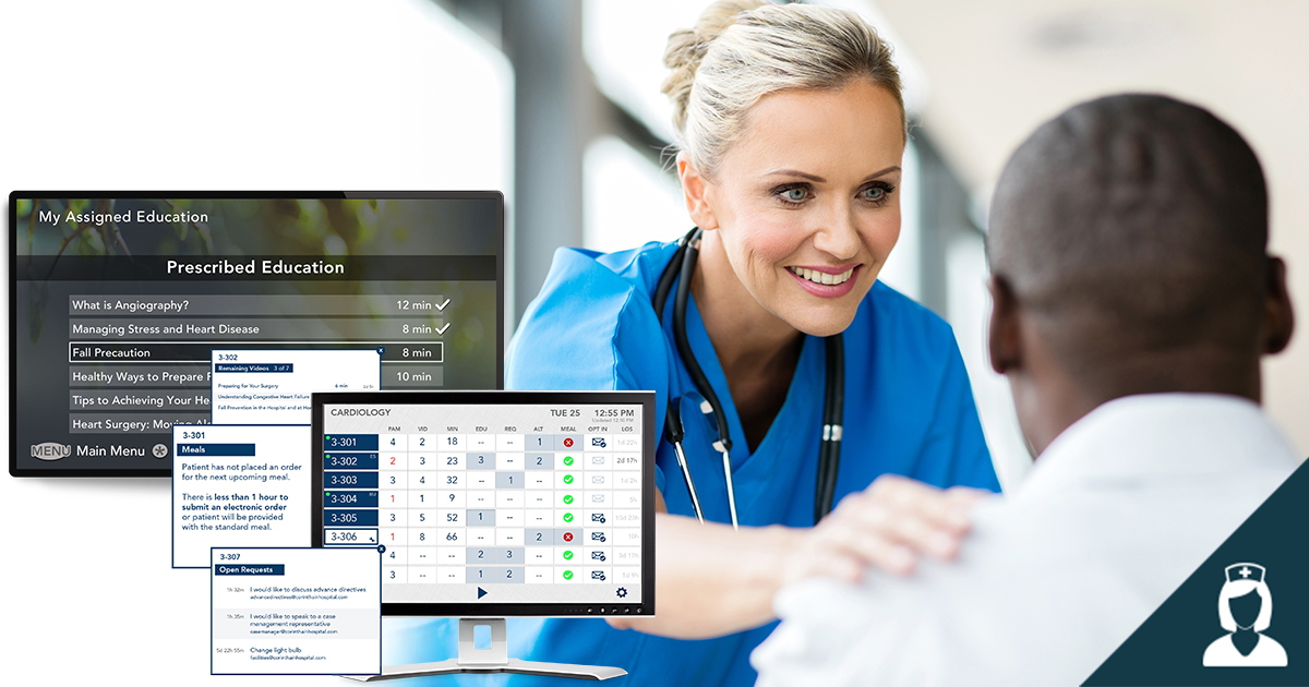 What Nurses Want from an Interactive Patient Engagement Solution